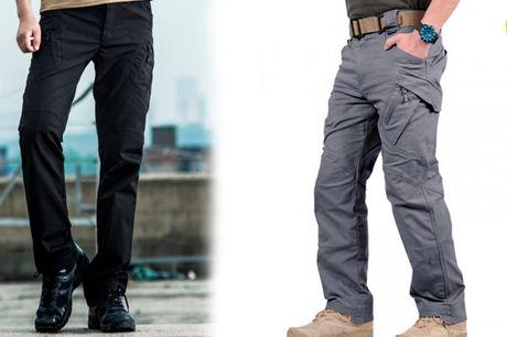 Stilrene multifunktionelle bukser i vandtæt og komfortabelt materiale