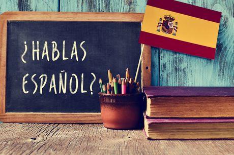 Cursus Spaans voor beginners Met El Mundo Latino-certificaat<br /> Incl. online docent en begeleiding<br /> Geldig tot 6 maanden na aankoop