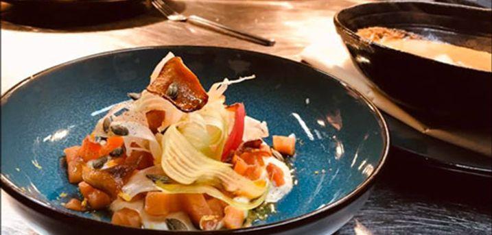 Lækker deal! Italiensk 3 retters menu - Glæd dig til en dejlig 3 retters menu for 1 person på Peperoncino. Du får råmarineret laks, grillet oksemørbrad og tiramisu. Værdi kr. 472,-