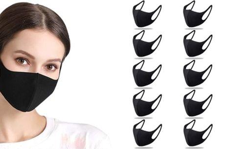 5, 10 o 20 de mascarillas de poliuretano transpirable