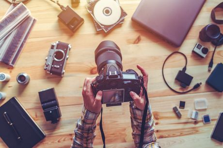 £9 instead of £295 for an online Photography For Beginners course from Lead Academy - save 97%