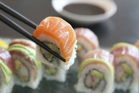 Urban Sushi-boxen met 1, 2 of 3 kilo sushi bij Urban Sushi Den Haag