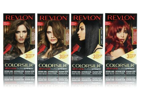 £7.50 (from Bright Retail) for a two pack of Revlon colour silk hair dye, choose from 14 colours
