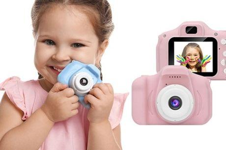 Full HD-camcorders voor kinderen met Micro sd-kaart 32 GB naar keuze