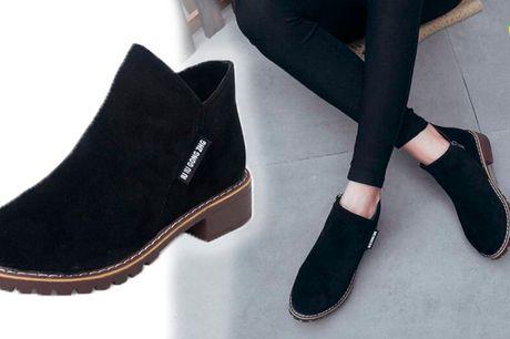 Klassiske og moderigtige ankelstøvler der passer til alle outfits