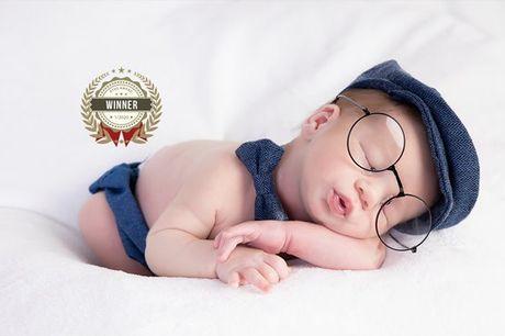 Quer deixar registado em fotografias deslumbrantes nos primeiros dias de vida do seu filho? Aproveite esta oportunidade desde 51,90€