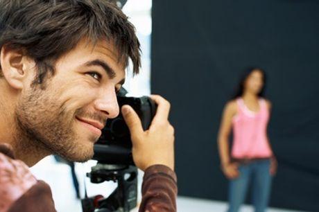 Un shooting photo avec make up, 10 photos numériques retouchées pour 1 ou 2 personnes chez Côté Studio