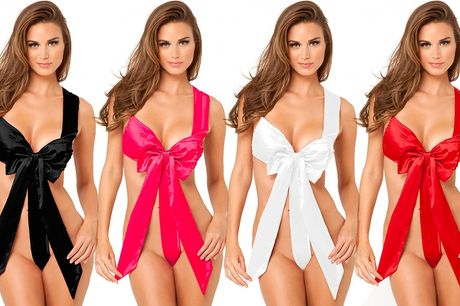 £4.99 instead of £19.99 (from Domo Secret) for a wrap me up lingerie - save 75%