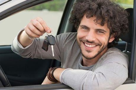 Forfait 22h, 30h de conduite et 6 mois d'accès illimité au code pour le permis B avec Auto Ecole Pradier