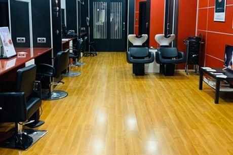 Sesión de peluquería a elegir en Alexandra Hairstyle (hasta 66% de descuento)