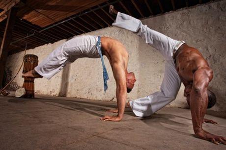 3 mesi con lezioni di capoeira per una o 2 persone da Ritual Capoeira, zona Castro Pretorio (sconto fino a 92%)