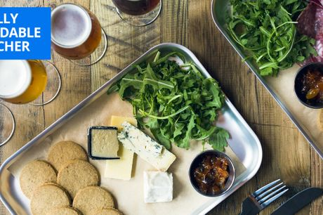 £16 -- BrewDog beers & snacks for 2 at 44 UK locations