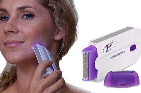Epilator voor gezicht en lichaam