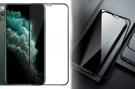 Beskyt din iPhone telefon mod skader og ridser med et af markedets bedste skærmbeskyttelse. 9 gange stærkere end normalt glas
