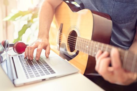 £9 for two 30-minute live music lessons for a choice of instrument or singing with Leeds Music Academy - save 82%