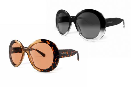 £14.99 (from Break the Ice) for a pair of Ruby Rocks large rounded sunglasses - choose your design