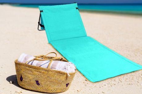 Tumbonas plegables de playa