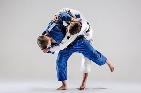 Amsterdam: 3 maanden lang 1x keer per week judoles bij Budoschool Amsterdam