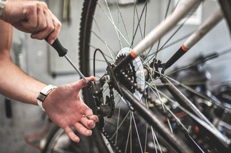 Kleine oder große Fahrrad-Inspektion bei Radmutter (bis zu 54% sparen*)
