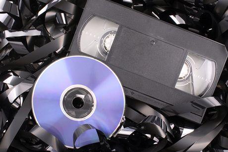Video omzetten naar dvd of USB bij Photobrandstore