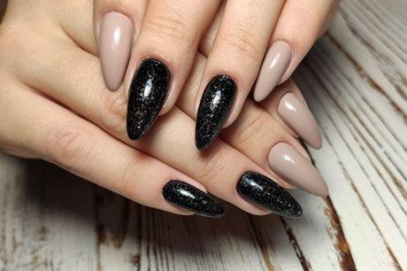 Beauté des mains, pose de faux-ongles et semi-permanent couleur ou Baby Boomer pour 1 ou 2 avec 5 Bien-Être Paris 5ème