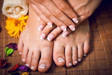 1 séance de beauté des mains ou des pieds, pour 1 personne, à l'institut Camilia Nails