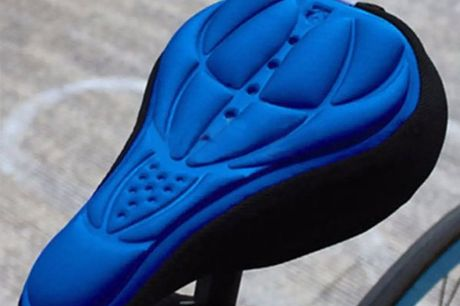 Super Comfy Bicycle Seat Cushion. Unique non-slip material ensure anti-shift, durable and safety of cycling.3D cutting and silicon material makes it flexible, high elastic, and smooth.