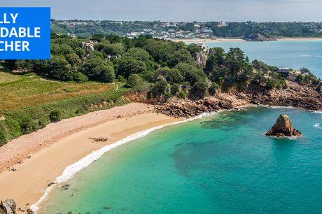 £469 -- 3-nt luxury Jersey break w/Michelin-star lunch & spa