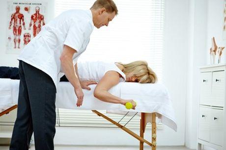3 o 5 sesiones de fisioterapia con diagnóstico desde 34,90 € en Centro Terapéutico Aura