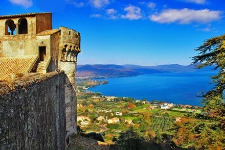 Lago di Bracciano: soggiorno in camera doppia o matrimoniale con colazione per 2 persone all'Albergo della Posta