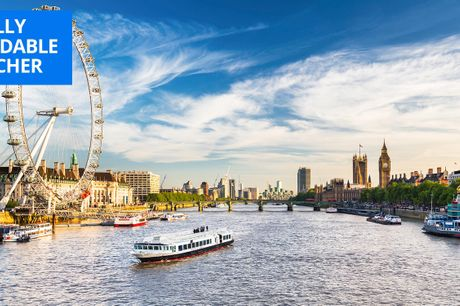£119 -- London Hard Rock Hotel stay, save up to £200