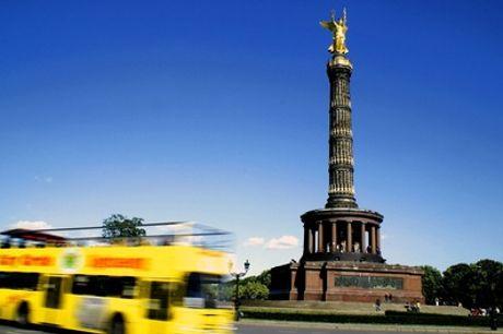 """2 Stunden Comedy-Erlebnis-Tour """"Berliner Schnauze"""" für 1 oder 2 Personen mit Berlin Erlebnisse(bis zu 32% sparen*)"""