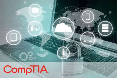 £19 instead of £719 for an online CompTIA SY0-501 Security+ course from e-Courses4You - save 97%