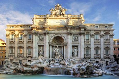 Roma: soggiorno in camera doppia o matrimoniale con colazione per 2 persone presso il Santa Maria Inn Rome
