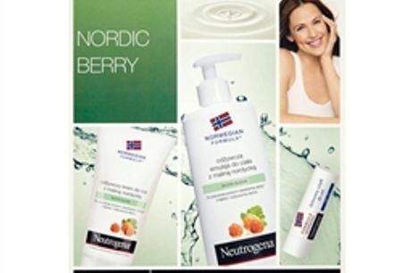 NEUTROGENA NORDIC BERRY CREMA DE MANOS 75ML + BODY MILK 250ML + LABIAL 4 8GR BAYAS NORDICAS por 23,43€ PORTES INCLUÍDOS