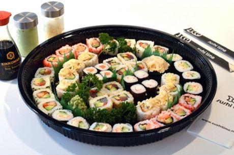 Sushiboxen met 20, 24 of 40 stuks om af te halen bij Sushi Time Amstelveen