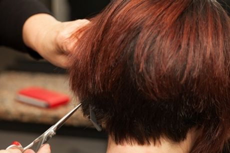 Wash, Cut and Blow-Dry with Optional Tint or Highlights at Amy Sargeant Specialist Beauty Clinic