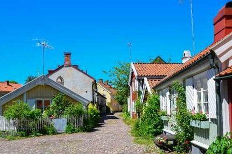 Best Western Plus Kalmarsund Hotell . Oplev Kalmar og Öland Minipris til Kalmar - 2 x overnatninger - 2 x morgenbuffet - 2 x aftenens ret - Gratis internet - Adgang til wellness og fitness)