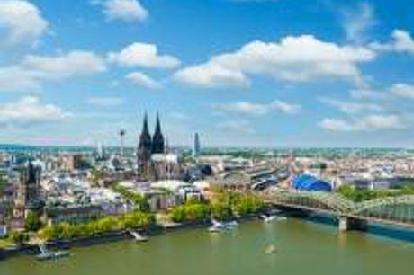 """City-Trip nach Köln!. Das 3-Sterne Hotel """"Maternushaus"""" ist ein hochwertig eingerichtetes Gästehaus des Erzbistums Köln im Herzen der Stadt. Die gepflegten Zimmer garantieren dank moderner Annehmlichkeiten eine erholsame Nachtruhe"""