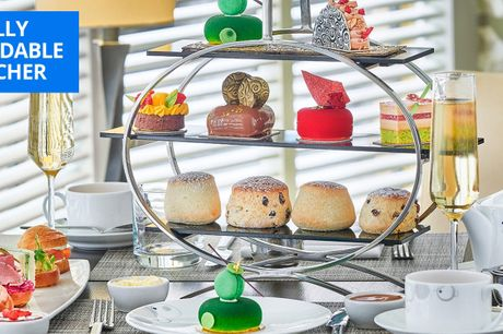 £39 -- Afternoon tea for 2 at 5-star Mayfair hotel