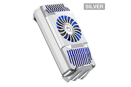 Phone-Cooler Radiator Fan - 2 Colours