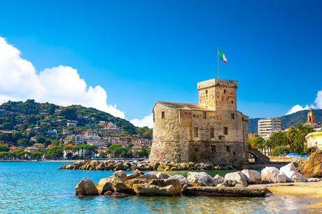 Italia Rapallo - Grand Hotel Bristol Resort & Spa 4* fino a  60%. Dimora storica con Spa e vista panoramica sul Golfo del Tigullio