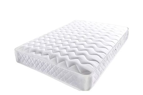 From £99 for a simple white memory sprung mattress from Mattress Haven - save up to 42%