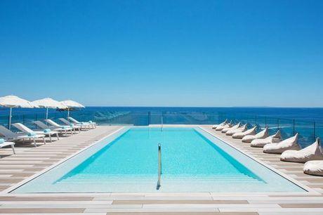 España Ciudad de Ibiza - Hotel Iberostar Santa Eulalia 4* - Solo Adultos desde 279,00 €. Destino seductor con vistas y todo incluido para adultos