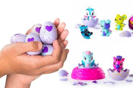 Hatchimals æg er en af de mest trendene stykker legetøj til børn