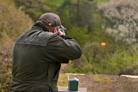 Laser Clay Shooting Experience for Up to Four at Joe's Bows (Up to 26% Off)