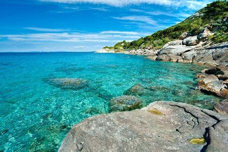 Italia Isola d'Elba - Grand Hotel Elba International 4* a partire da € 125,00. Vista sul golfo di Porto Azzurro con baia privata