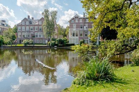 Natuur in Amsterdam: tweepersoonskamer voor 2 pers. incl. ontbijt en drankje in Holiday Inn Express Amsterdam City Hall