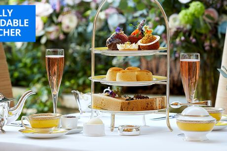 £99 -- The Goring: 'faultless' champagne afternoon tea for 2