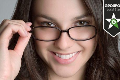 Gafas graduadas en 6 centros a elegir en Solvisión (hasta 71% de descuento)